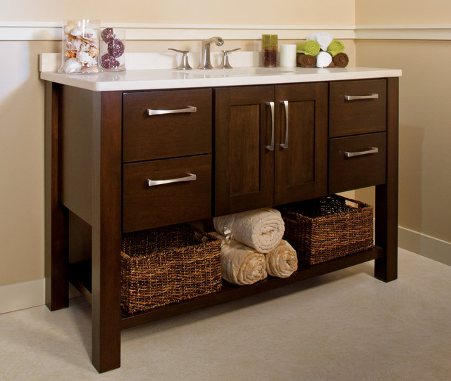 ... - Series I Vanity contemporary-bathroom-vanities-and-sink-consoles