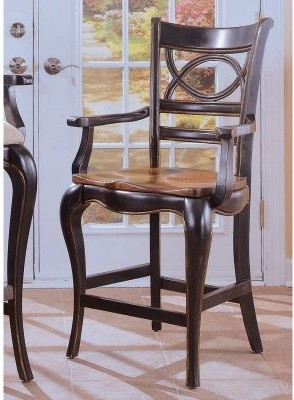 Preston Ridge Oval Back Counter Stool modern-bar-stools-and-counter-stools