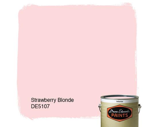 Dunn-Edwards Paints Strawberry Blonde DE5107 -