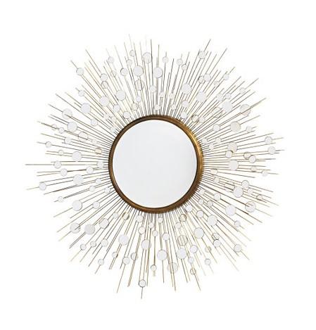 Constellation Mirror contemporary-wall-mirrors