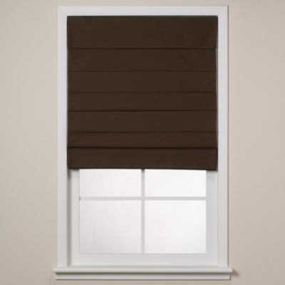Real Simple Roman Window Shade Contemporary Roman