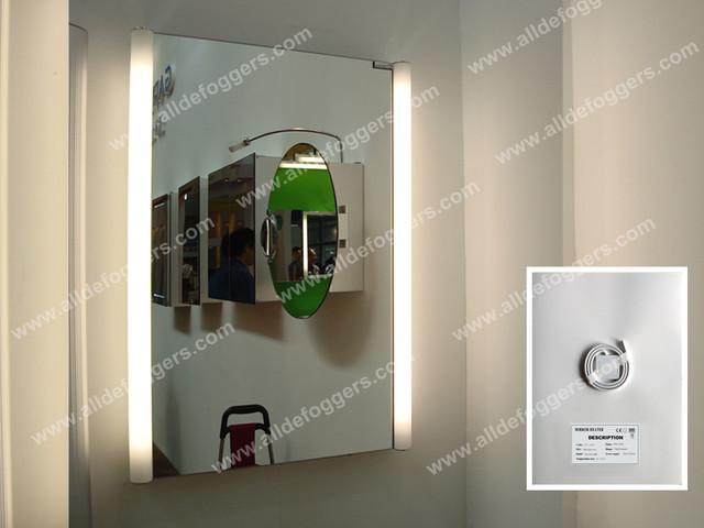 Fog free bathroom mirror 28 images fog free shower mirror fogless shower mirror with led - Simple ways keep bathroom mirror fogging ...