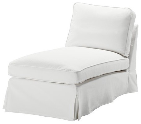 Ektorp Chaise, Blekinge White modern-indoor-chaise-lounge-chairs