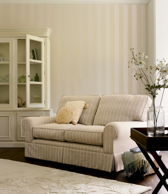 Laura Ashley Traditional Living Room Other Metro By American Blinds Wallpaper And More