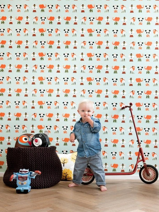 Ferm Living Marionette Wallpaper - Ferm Living Marionette Wallpaper