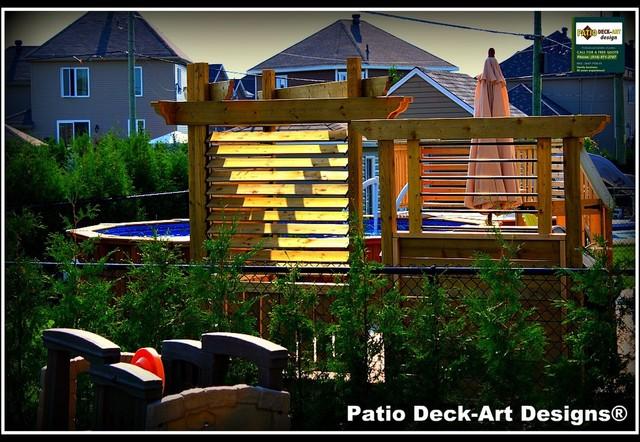 Patio Deck Art Designs Outdoor Living Contemporary Patio