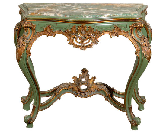 Current Inventory for Purchase - Louis XV Style Console
