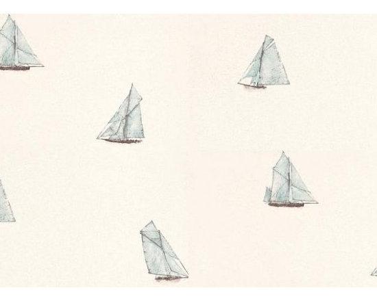 Wallpaper Direct - Sail boats by Casadeco -