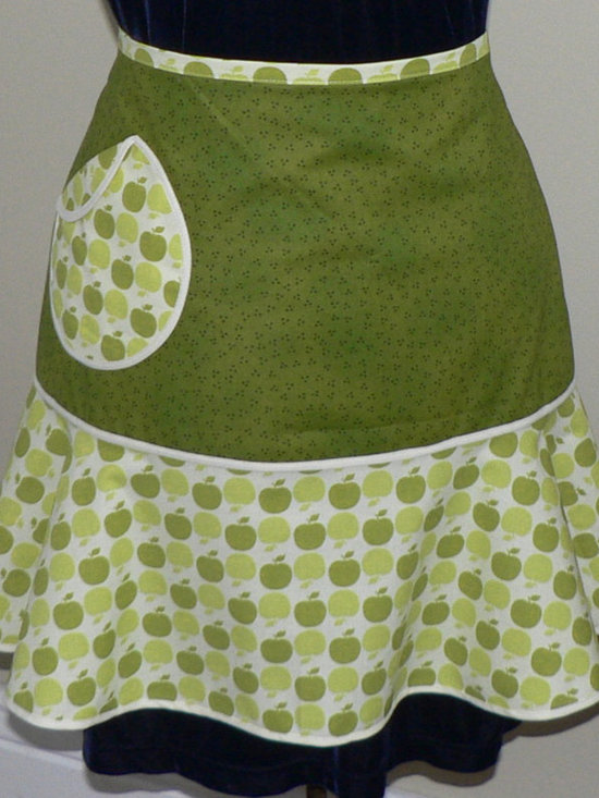 Flirty Skirt Hostess Apron -