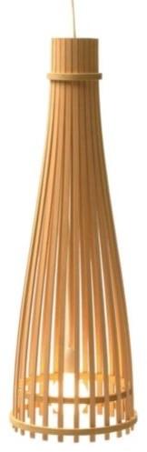 Reed Half Pendant contemporary-pendant-lighting