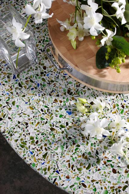 Bistro Green kitchen-countertops