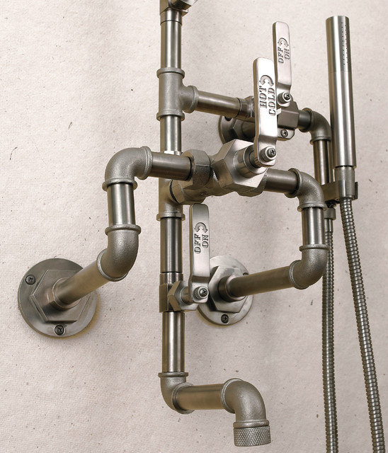 Elan Vital Industrial Showerheads And Body Sprays