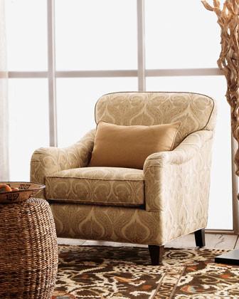 Massoud Florencio Chair traditional-living-room-chairs