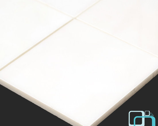 Arctic White Marble 6x6 Tile - White has always been a color of elegance and you can choose it as a theme for your interior when you purchase the Arctic White Marble Collection. This tiles spark beauty wherever they are installed; in the bathroom, kitchen, living room or even out door. Using either a classic or modern style approach, it's about time you transformed how your house looked with Arctic marble tiles. http://AllMarbleTiles.com