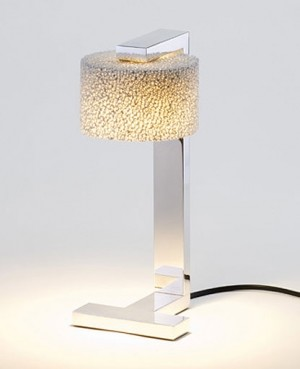 Reef table lamp modern table lamps