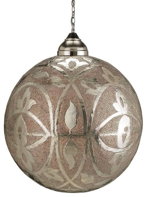 Currey and Company-9105-Sahara - One Light Pendant transitional-pendant-lighting