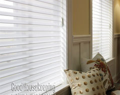 Good Housekeeping Sheer Shades: 2-inch Light Filtering contemporary-window-treatments