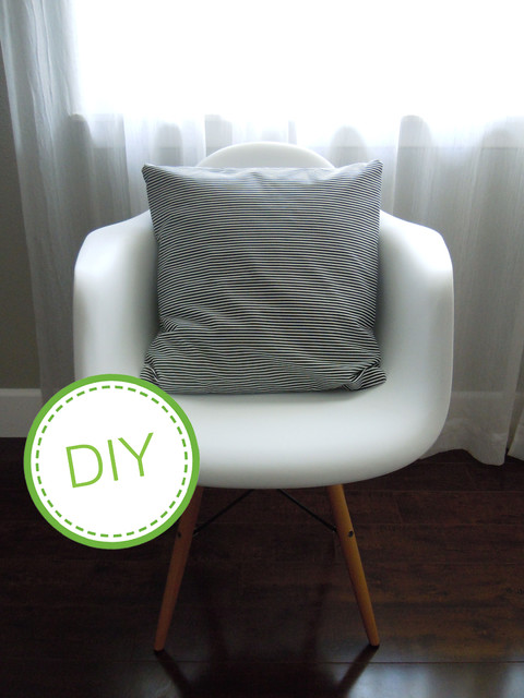 pillow DIY