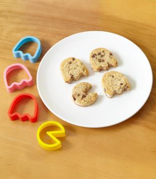 Pac-Man Cookie Cutters modern-cookie-cutters