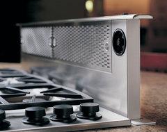 "Dacor Renaissance 30"" Slim Raised Vent, Black | PRV30B range-hoods-and-vents"