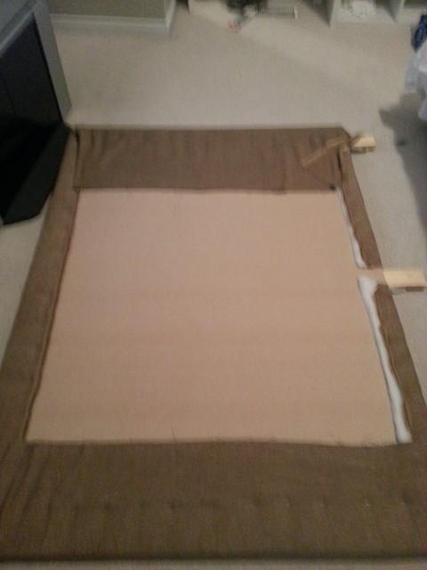 Making a Custom Headboard traditional-headboards