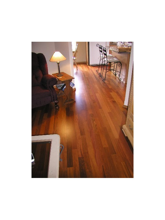 Exotic / Brazilian Hardwood Flooring -