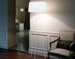 Tripod Floor Lamp by Kundalini modern-floor-lamps