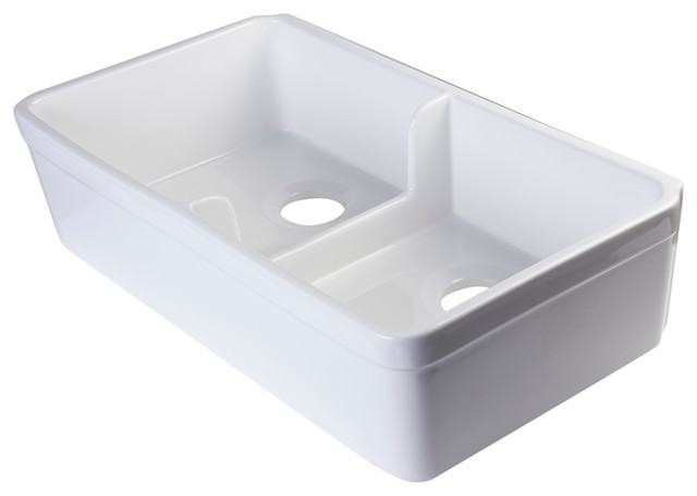 Farmhouse Sink With Divider : ...