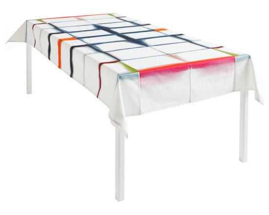 Fold Unfold Tablecloth -