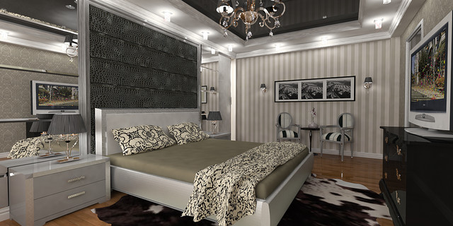 SV bedrooms contemporary