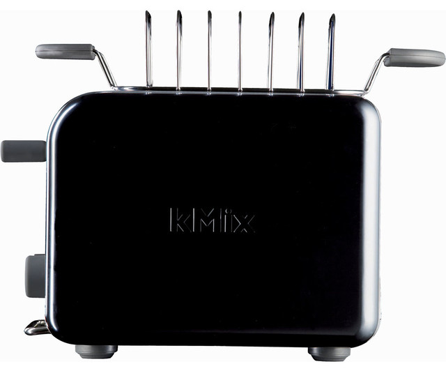 Kmix 2 Slice Toaster contemporary-toasters