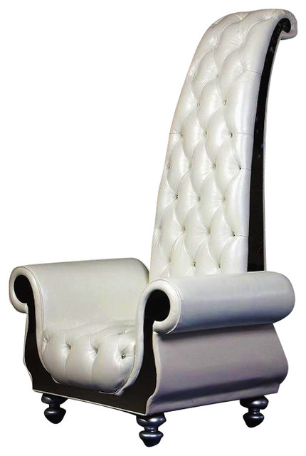 Neoclassical Chair Eclectic Armchairs And Accent Chairs By Diva Rocker