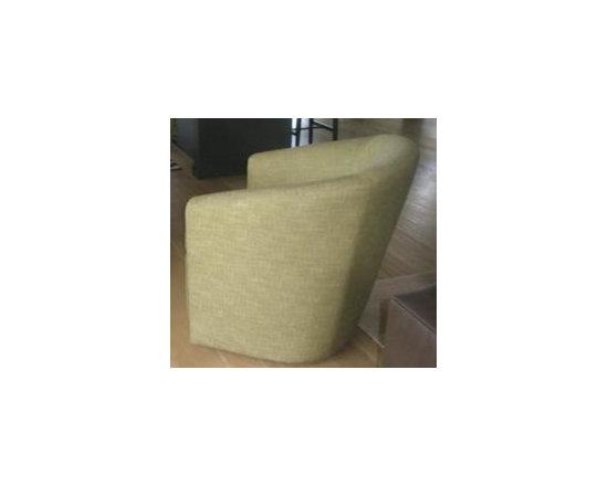 Barrel Chair -