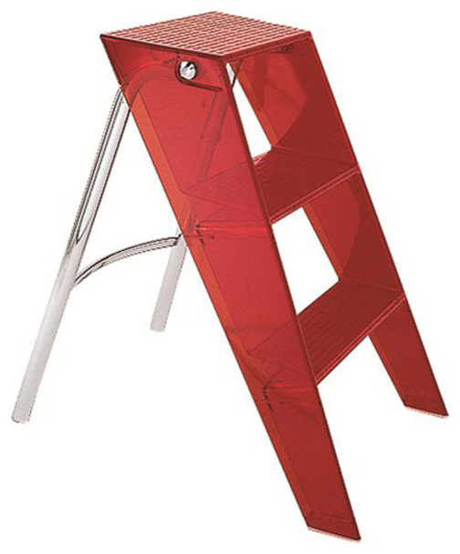 Kartell Upper Step Ladder Modern Ladders And Step