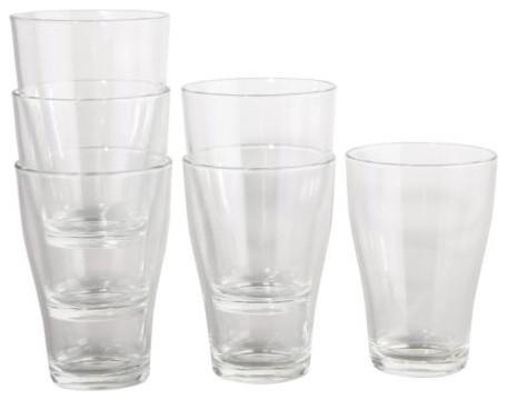 IKEA 365+ Glass set traditional-everyday-glasses