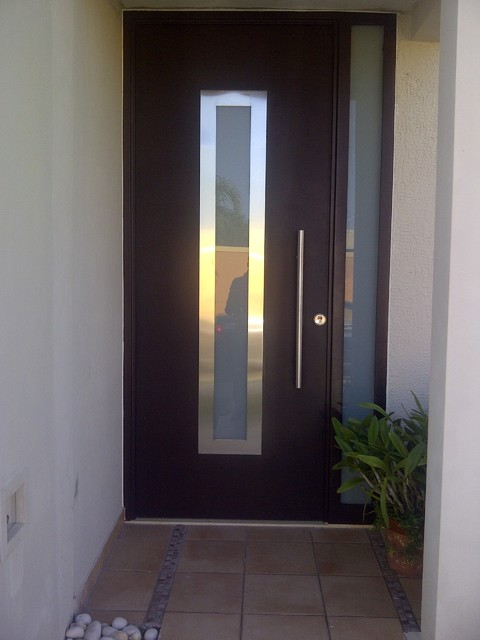 Gallery For Ultra Modern Front Doors