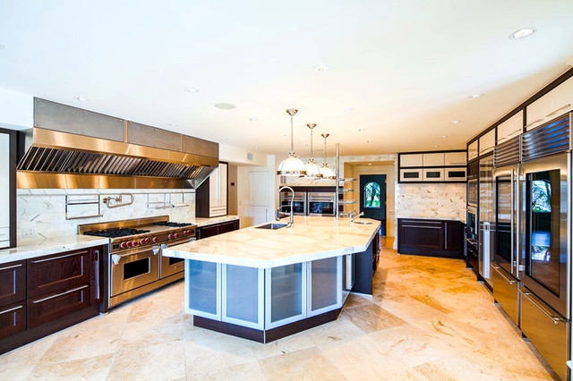 Fort Lauderdale contemporary-kitchen
