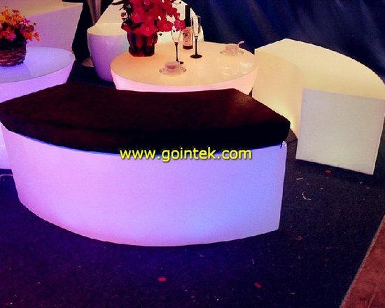 2013 LED lighting bench -