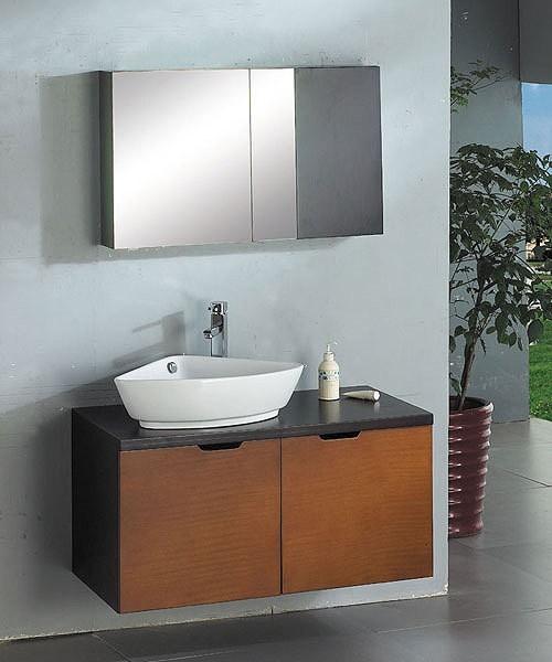 Ariel 39.5'' Modern Bathroom Vanity A-013 modern-bathroom-vanities-and-sink-consoles