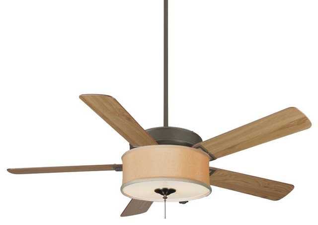 drum shade energy efficient fan light kit lamp shades by shades of. Black Bedroom Furniture Sets. Home Design Ideas
