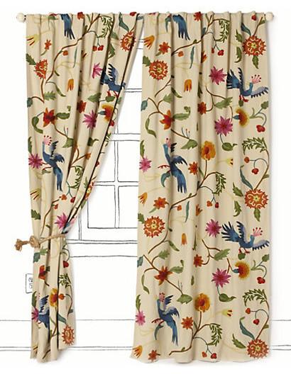 Mantadia Curtain contemporary-curtains