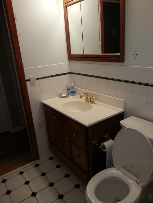Small 90s decor bathroom walls for Home decor 90s