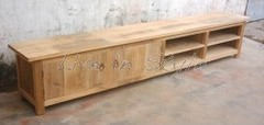 extra long TV cabinet