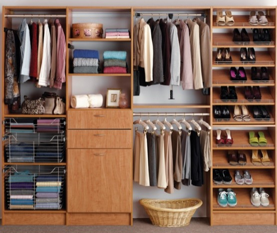 Reach-In Closets - Contemporary - other metro - by ...