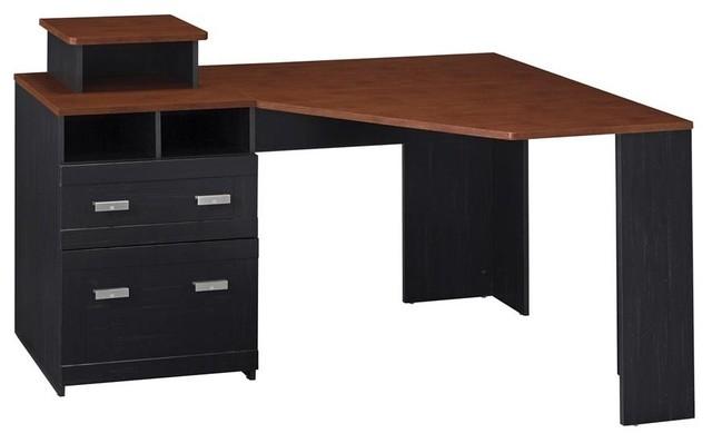 Wheaton Reversible Corner Desk contemporary-desks-and-hutches