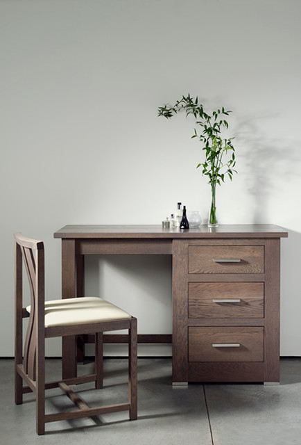 Quercus Solid Oak Bedroom Furniture contemporary-dressers-chests-and-bedroom-armoires