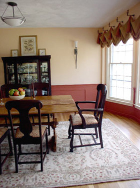 AbbeyK, Inc. traditional-dining-room