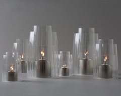 Hurricane Liquid Paraffin Lamps traditional candles and candle holders