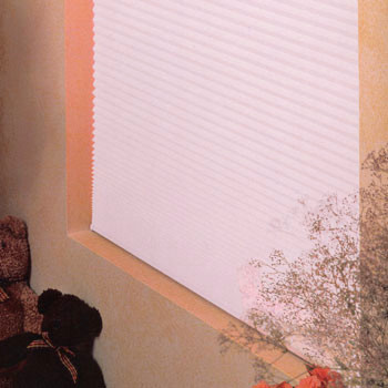 Bali DiamondCell 3/8-inch Double Cell Cellular Shades: Daybreak II contemporary-cellular-shades
