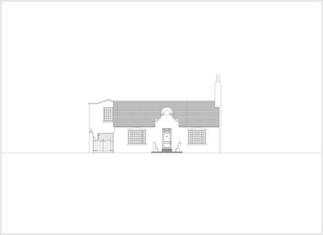 Cape Dutch House